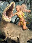 The Return of Jungle Girl