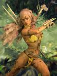 The Return of Jungle Girl v