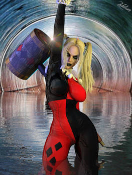 Harley Quinn Returns III