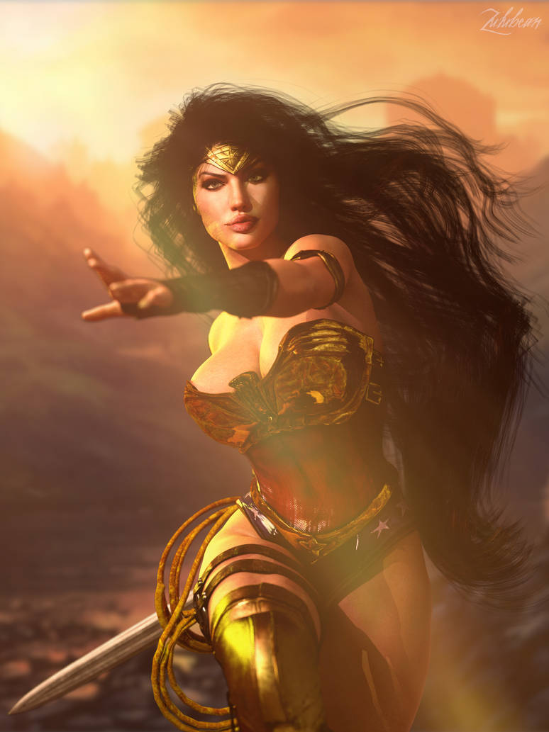 Diana - Princess of Themyscira
