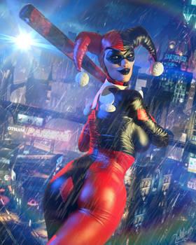 Harley Quinn Classic!