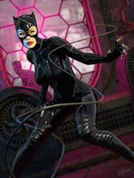Catwoman Returns by Zulubean