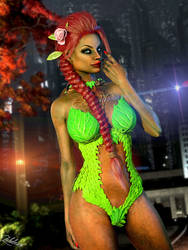 Poison Ivy: Gotham Gardens