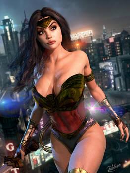 Wonder Woman: Gotham