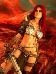 Red Sonja: The Fierce