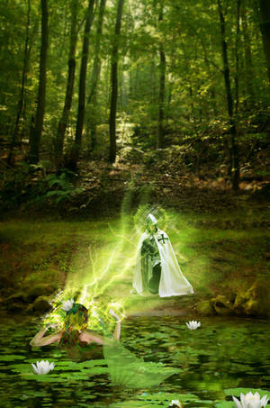 A Naiad's Enchantment by SybilThorn