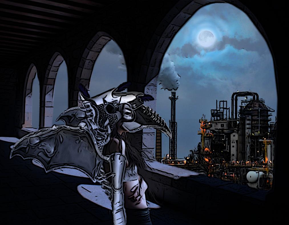 Industrialization by SybilThorn