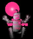Happy Valentine's Day - Love Bot