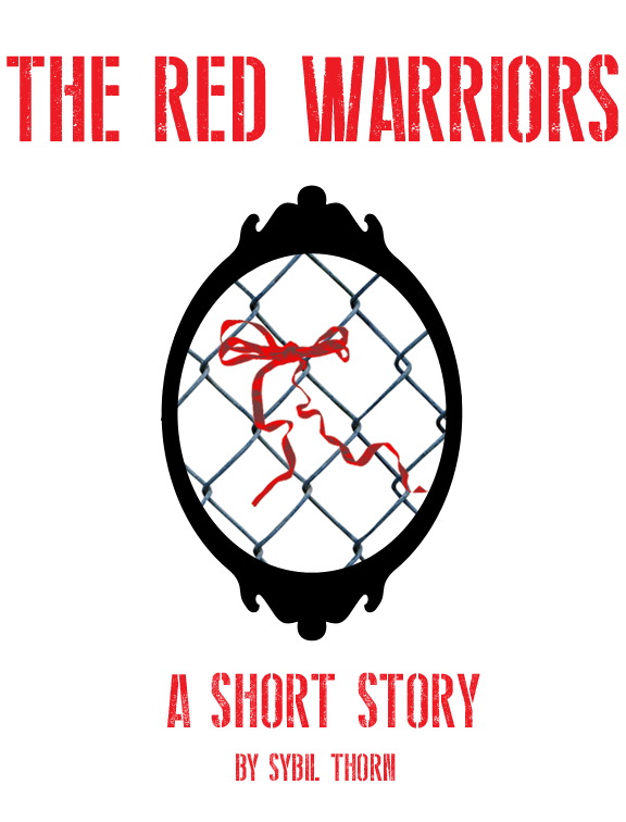 The Red Warriors - inner title page