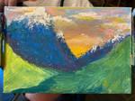 Blue Mountain Majesty
