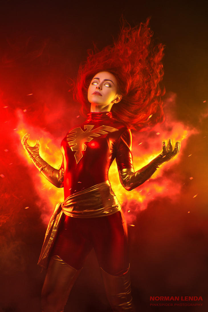 Wrath of the Dark Phoenix by star-nacho