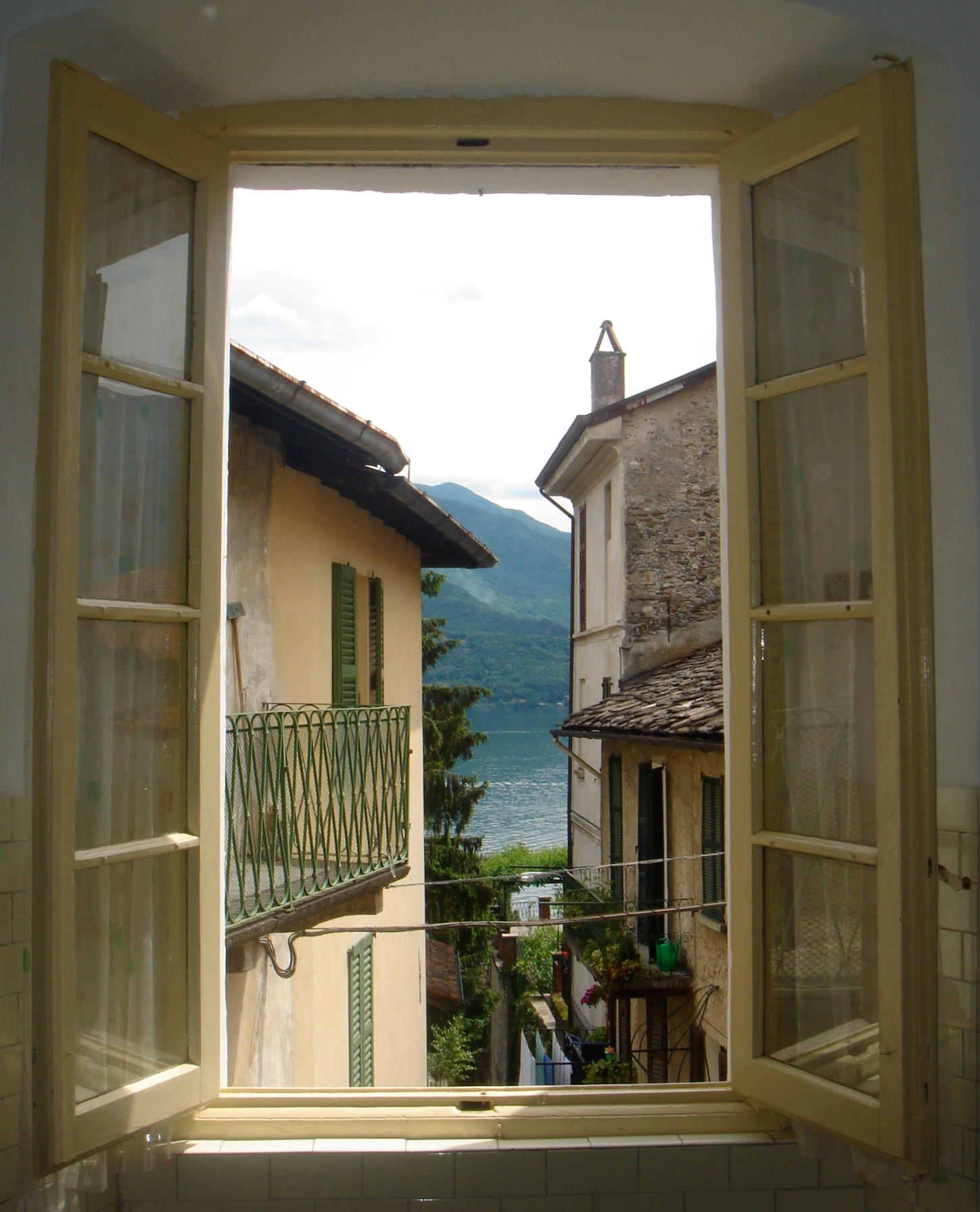 window with a view by clayjar on deviantart