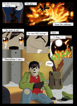 The Pack: Foundings - Page 1