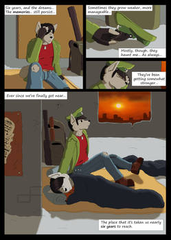 The Pack: Foundings - Page 2