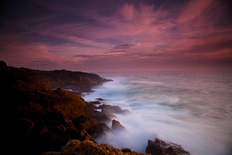 Red sky II by PedroKin