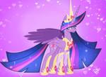 Princess Twilight (Next Gen) - GoldenVerse by GoldLines005
