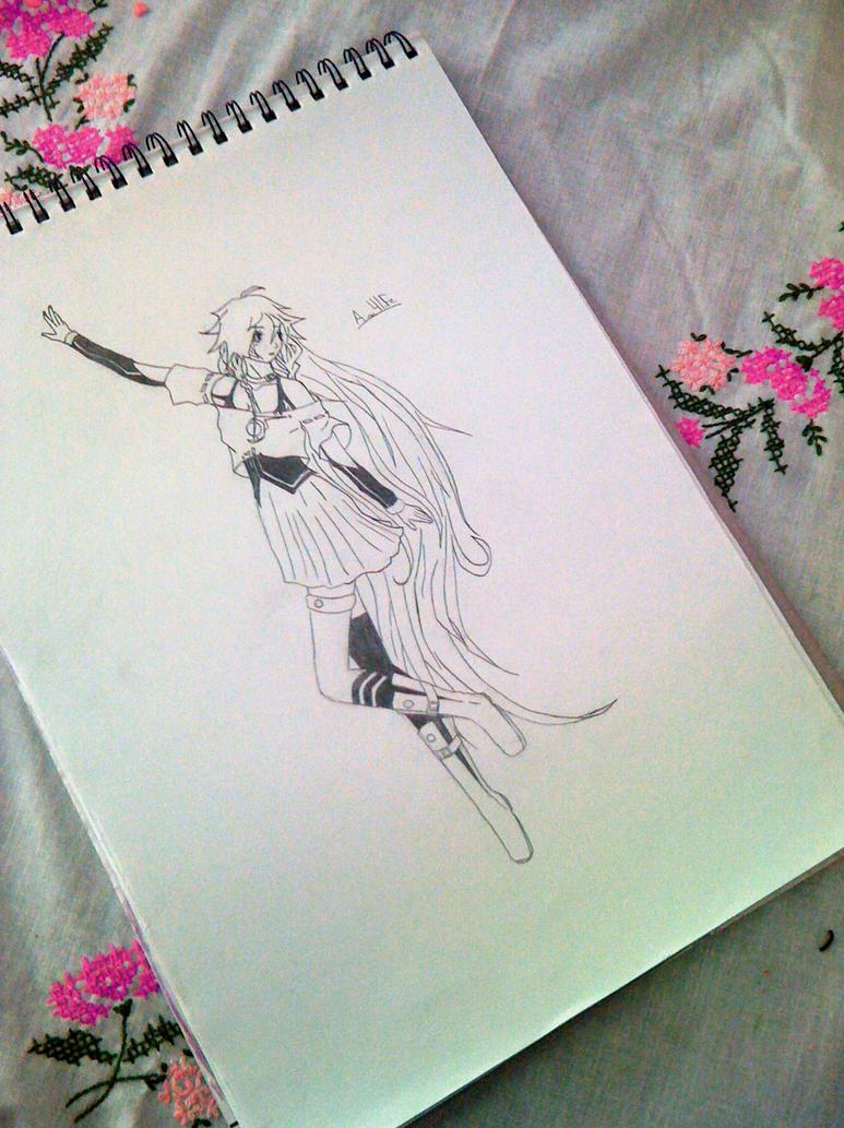 IA - Vocaloid by PencilsPaperAndMusic