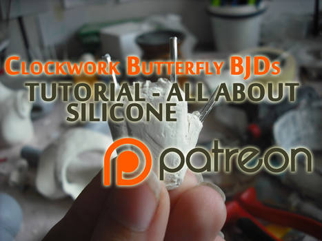 BJD making - all about silicone - VIDEO TUTORIAL