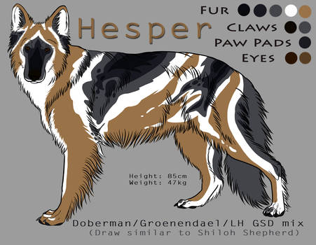 Hesper - reference picture