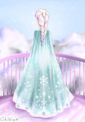Elsa by CamiiW