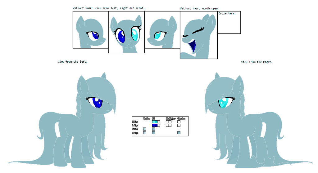 Windstorm -Official Reference Sheet- by FioPonez