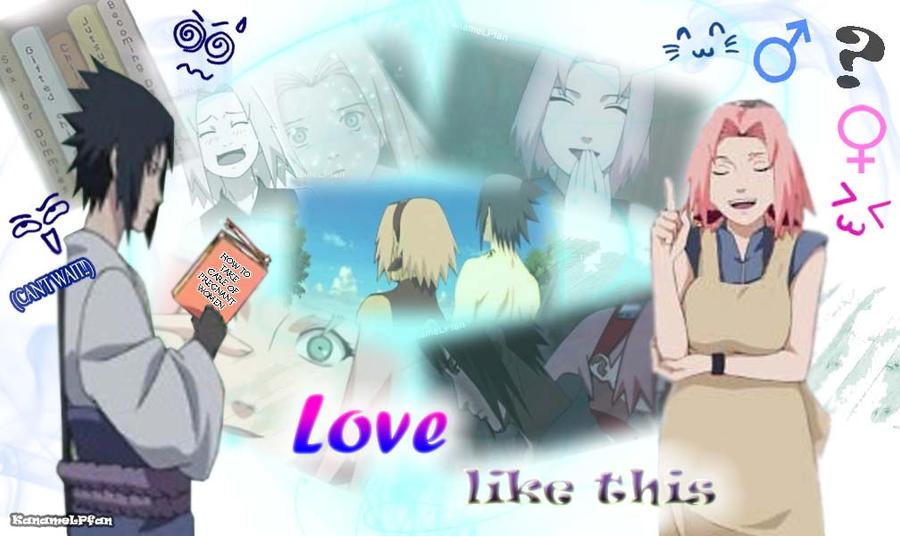 Sasusaku Pregnant Sasusaku - love like this - bg