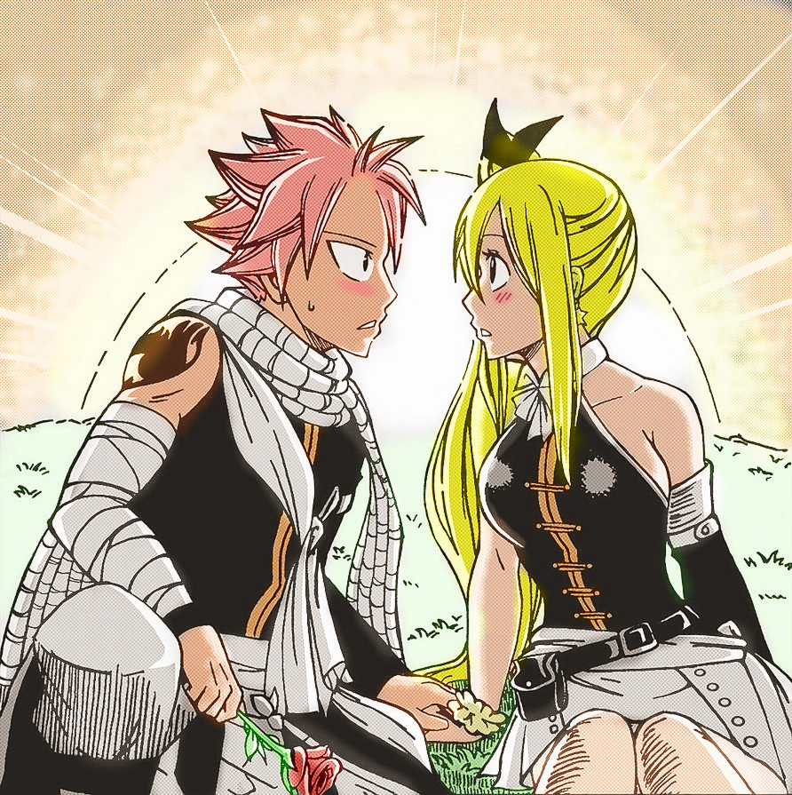 Natsu and lucy love fanfiction