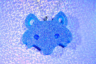 Holographic ice fox