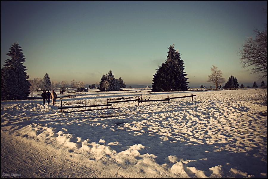 A lot of snow, Winterberg (DE) by Novella-ADDICTED