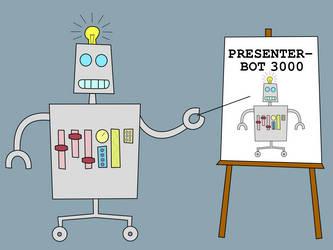 Presenter-Bot 3000