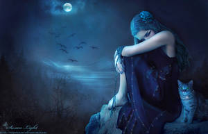The Sky Full Of Stars by SusanLight