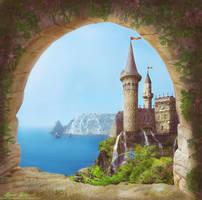 Castle by SusanLight