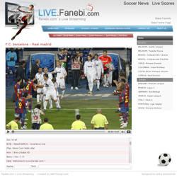 Fanebi.com s Live Streaming by Mister-LS