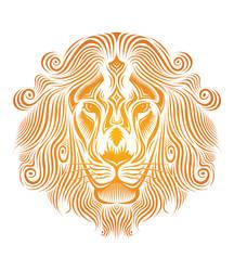 Lion by alchimisterie