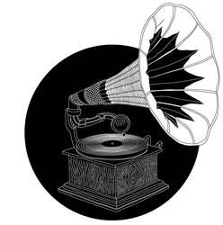 Gramophone by alchimisterie