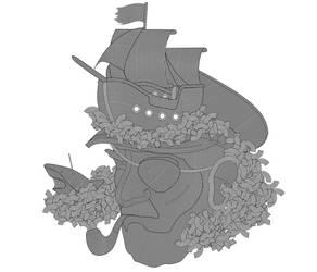 O Captain by alchimisterie