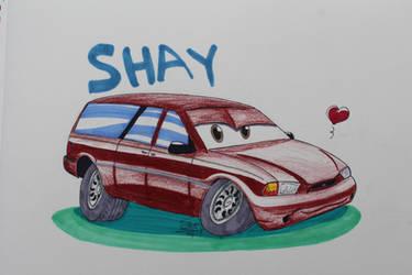 Shay by Musaudi