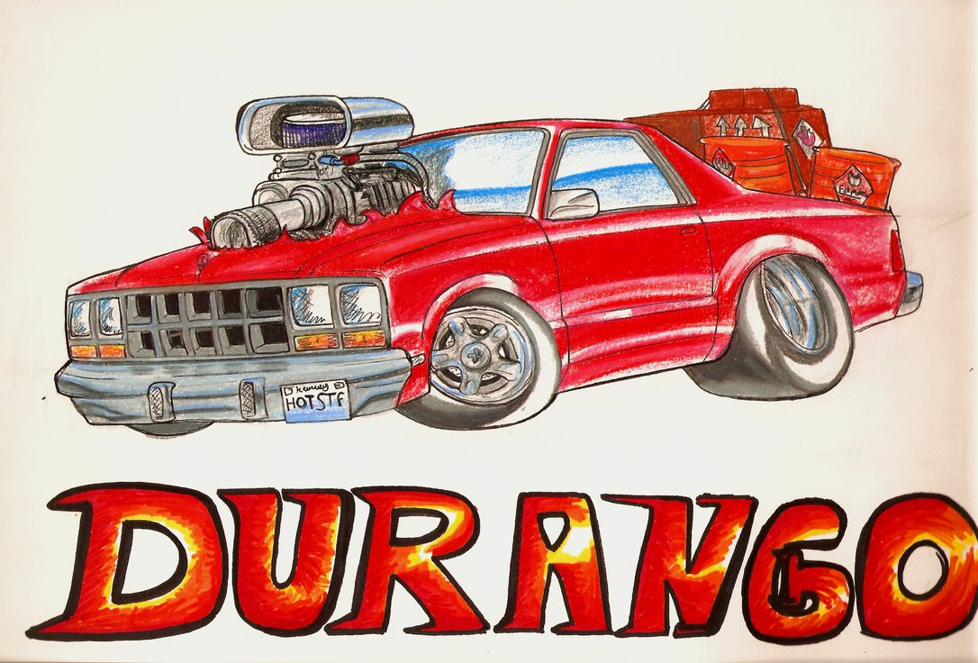 Ford Durango by Musaudi