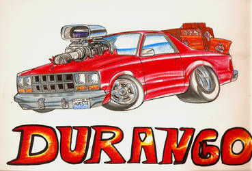 Ford Durango by Musaudi