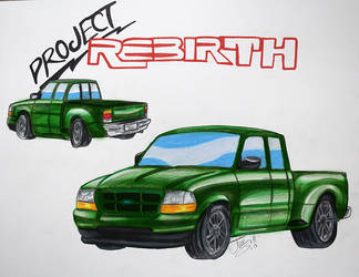 Project rebirth by Musaudi