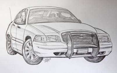 Crown Victoria commission by Musaudi