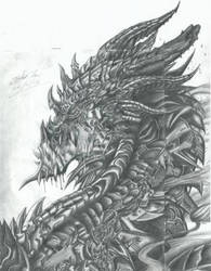 Deathwing by The-Revered-Dragon