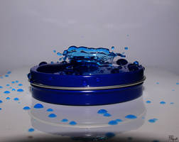 BLUE-EDITION [2] Highspeed Photography [10] by PPFotografie