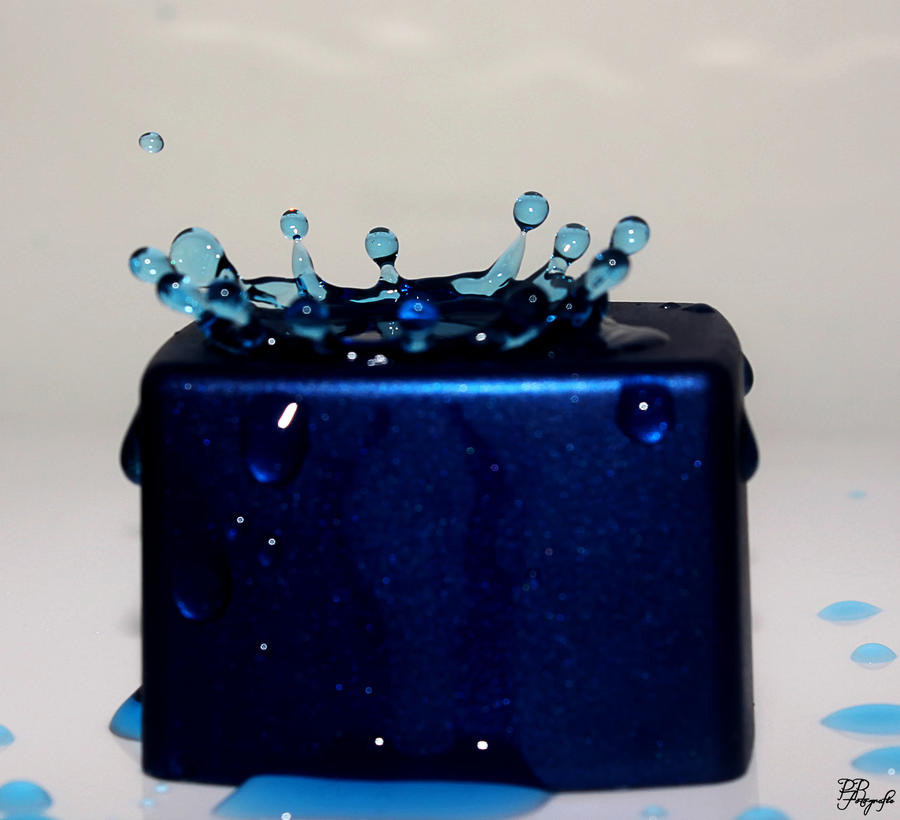 BLUE-EDITION [6] Highspeed Photography [14] by PPFotografie