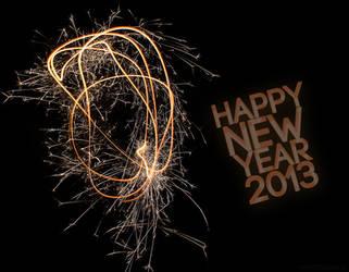 HAPPY NEW YEAR 2013 by PPFotografie