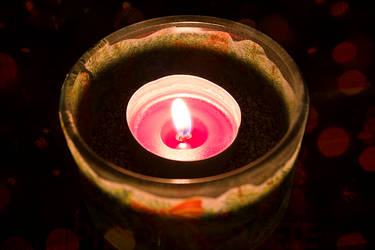 Candle by PPFotografie