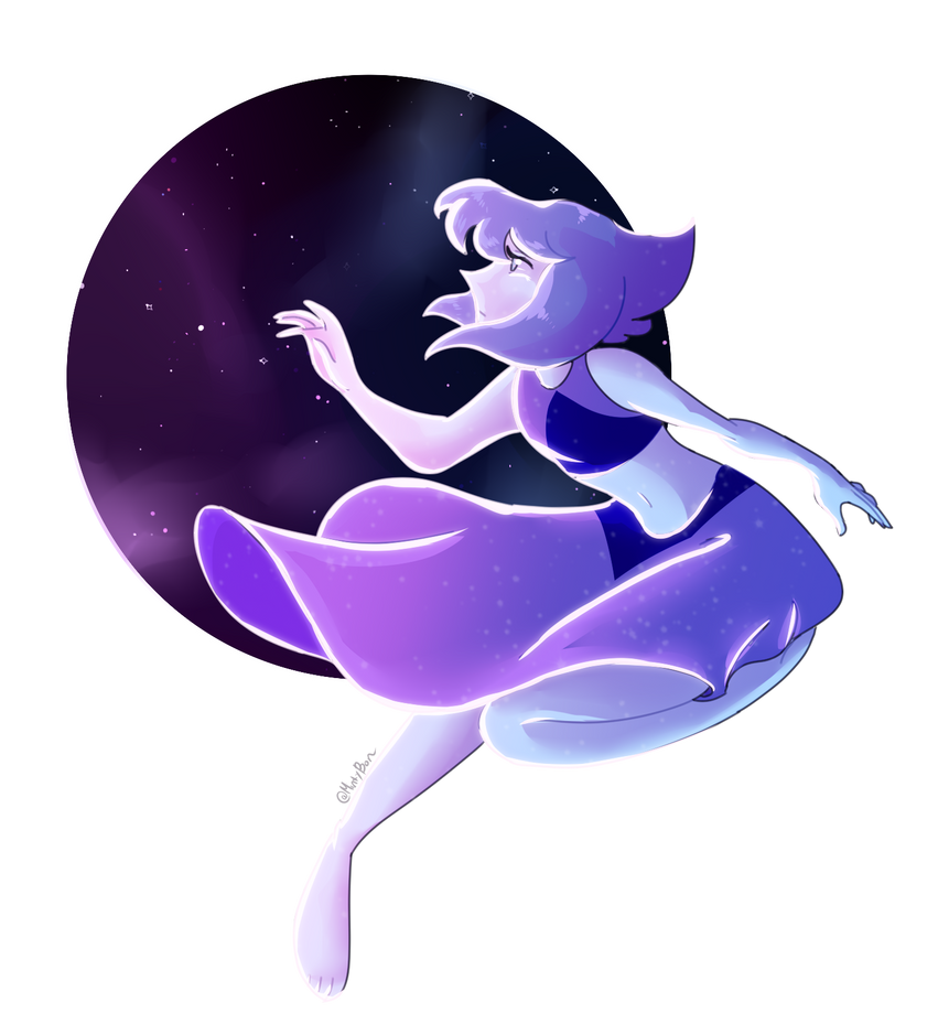 ~  I haven't drawn anything related to Steven Universe in forever, I got inspired recently to draw my favorite gem, Lapis Also I was too last to change it but thats my art twitter as the signa...