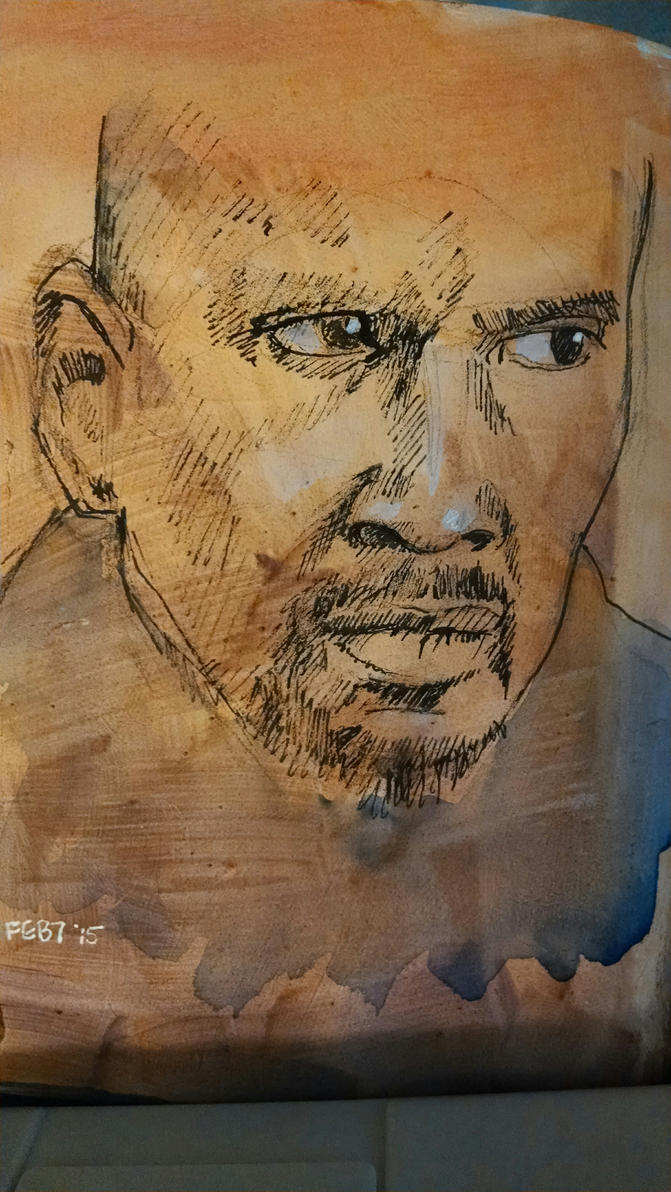 29 Faces. Day 1 - Avery Brooks by StudioCutie