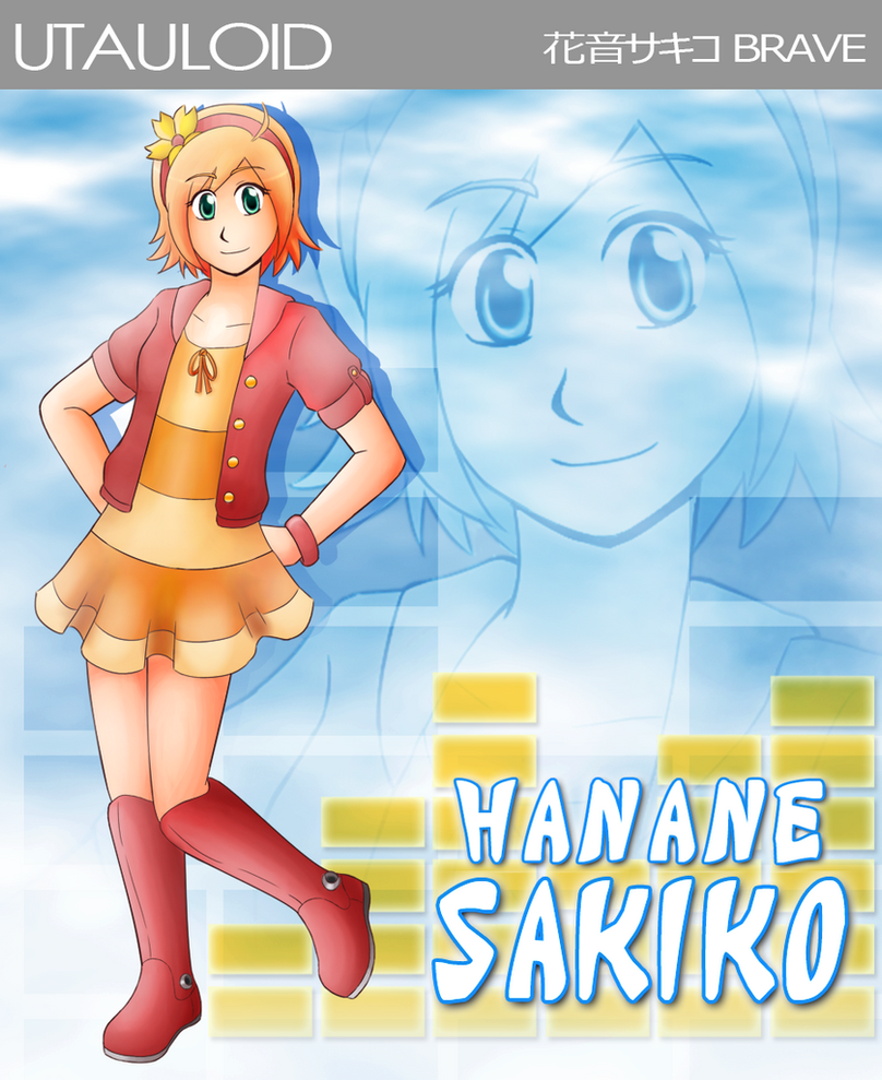Sakiko Hanane BRAVE by Hollikuru
