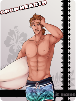 [OH] Swimsuit Meme
